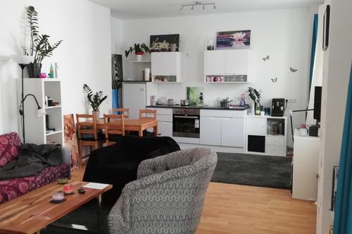 Provisionsfreie 2 Zimmer Wohnung mit Balkon/Parkplatz im Herzen von Herzogenburg zu vermieten