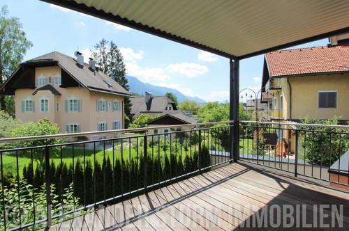 TOPLAGE | Neuwertige 3 Zi.-Terrassenwohnung in Morzg
