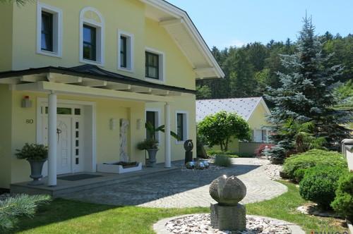 Architektenvilla mit luxuriöser Ausstattung