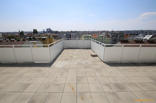 #SQ - 1150 – 4 Zimmer, 2AR, 77m² Terrasse + 25m² Keller! Super Sicht - Was will man mehr! (--> KONTAKTLOS BESICHTIGEN MÖGLICH)