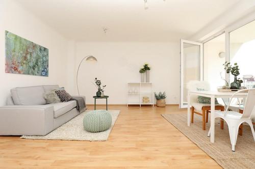 Baden Leesdorf: Zentrale Grünruhelage: Wunderschönes, barrierefreies 3 Zimmer Neubau-Eigentum mit