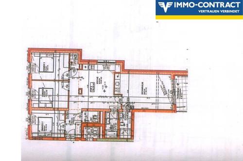 WG-Wohnung mit Blick auf das Benediktiner-Stift Göttweig