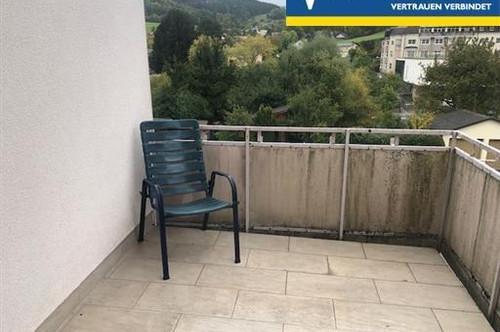 Gepflegte Eigentumswohnung mit Balkon, anlegergeeignet
