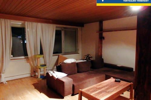 geräumige Mietwohnung in Zweifamilienhaus