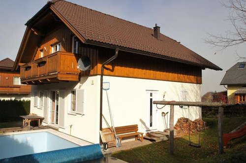 Investment Chalet an der Piste