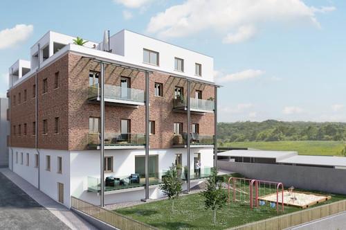 Eigentumswohnungen - Neubau - in historischen Gemäuern