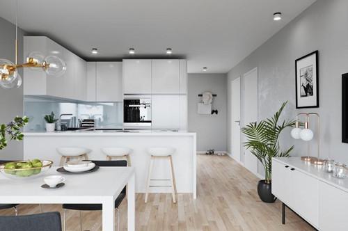 NEUBAU-Doppelhaushälfte zum TOP-Preis in Grünlage
