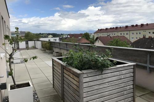 Über den Dächern von Perg