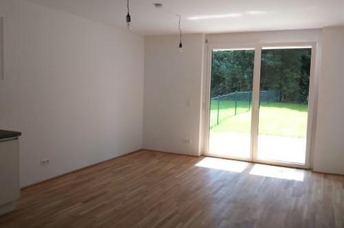 Traumgarten-Wohnung - für den grünen Daumen!