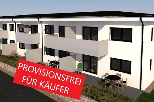 3- Zimmer Neubauwohnung - TOP 6 im Obergeschoß