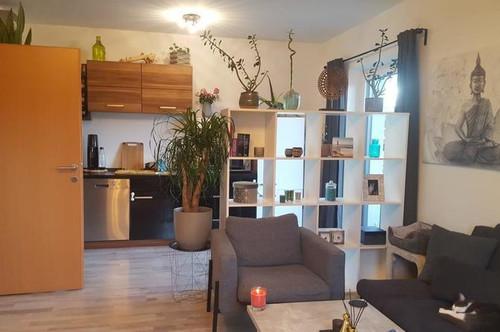 attraktive 2-Zimmer-Mietwohnung mit Balkon