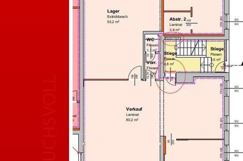 Modernes Büro und Lager in Gnigl/Langwied