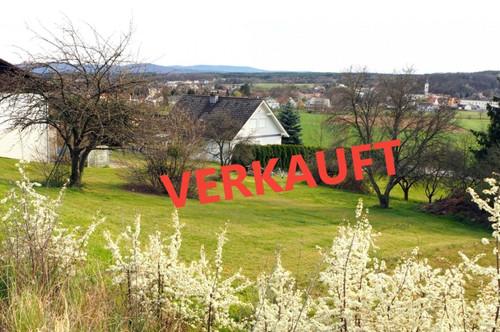 Steinberg - Dörfl, Baugrund in Südhanglage