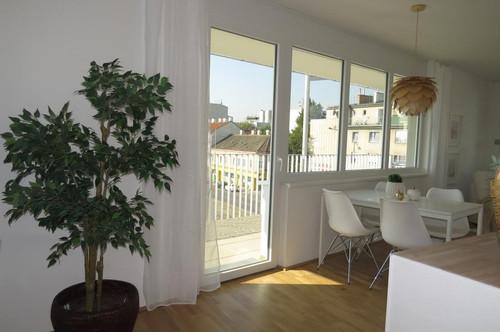 Neubau/Erstbezug - vor Baustart: 8042 Graz: 2 Zimmer-Wohnung mit Balkon im 2. Stock