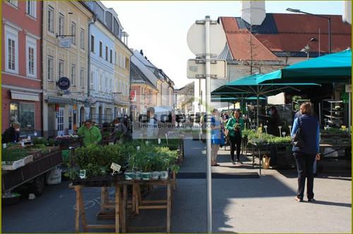 """"""" Marktleben"""" Wohnen in urbaner Umgebung"""
