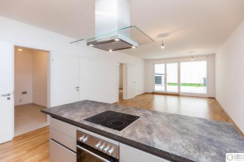 Goldegg Gardens: 117 m² exklusive Neubauwohnung + 31m² Terrasse + Garten - 1040 Wien