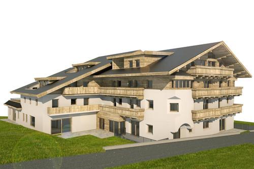 Erstbezug - Apartment mit Skianbindung in Jochberg