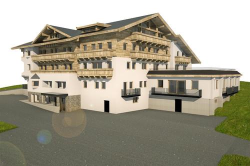 Stylisches Apartment in zentraler Lage von Jochberg Top15