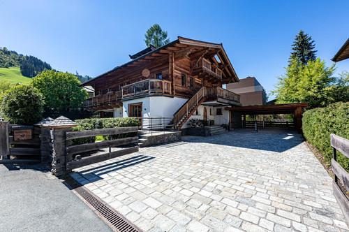 Herrschaftliches Anwesen in zentraler Lage von Kitzbühel - wochenweise zu mieten -