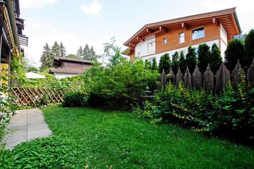 Gartenwohnung auf der Sonnseite Kitzbühels ( 2018-02434 )