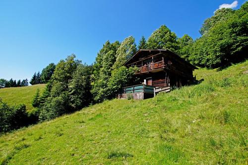 Rustikale Berghütte mit Freizeitwohnsitz ( 2020-03567 )
