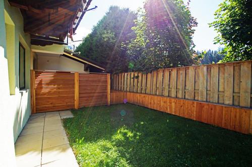 Moderne Gartenwohnung am Stadtrand ( 2020-03580 )