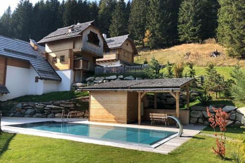 Auszeit im Seinerzeit! Alpen-Chalet-Feeling Nähe Bad Kleinkirchheim