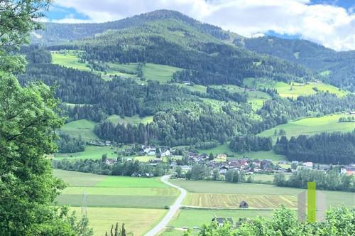2.108m² in Moosheim - ebenes Grundstück nahe Schloss Thannegg