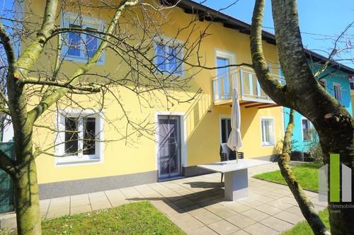 Friedburg Doppelhaushälfte mit Garten und Carport