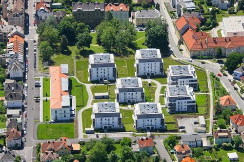 Maria-Theresia-Park – ein Wohnplatz und ein Lieblingsplatz.