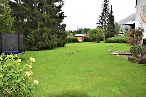 2 Zimmer Gartenwohnung mit Panoramablick und einer begehrten Freizeitwohnsitz Widmung