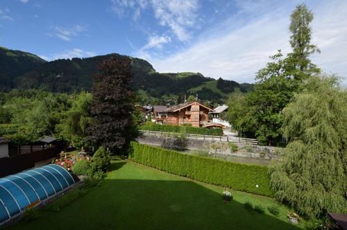 4 Zimmer Wohnung mit einer begehrten Freizeitwohnsitz Widmung und Panoramablick auf den Hahnenkamm
