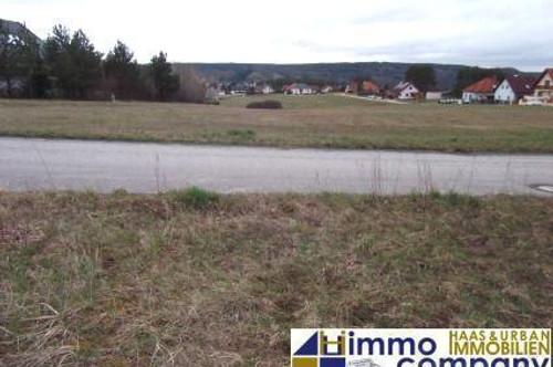 Baugrundstück in schöner, ruhiger Lage in Steinberg-Dörfl