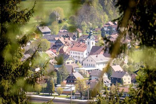 Steiermark, Bezirk Liezen, Öblarn, Eigentumswohnung TOP 1E 66,94m²,EG