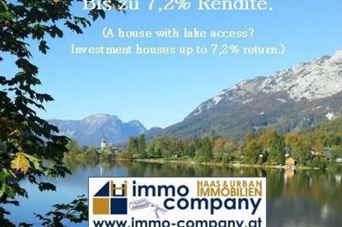 Ihr renditestarkes Objekt in der Steiermark, Renditeobjekt, Kapitalanlage, Vorsorge, Haus, See,