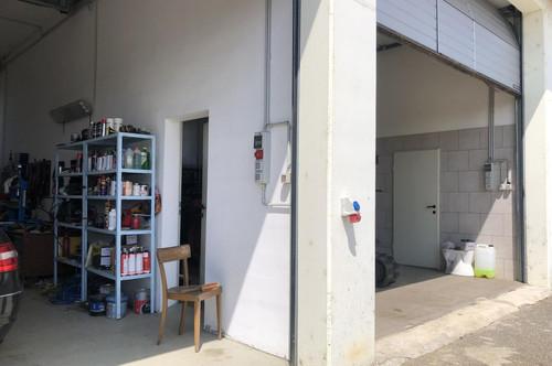 Gewerbeobjekt im Industriegebiet Güssing zu verpachten