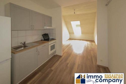 2-Zimmer-Wohnung, ruhig, grün und sonnig!!!