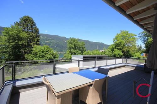 Moderne Landhausvilla mit Top-Ausstattung und traumhafter Sonnen-Aussichtsterrasse in ruhiger Lage