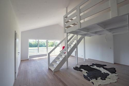 Außergewöhnliche, neue Dachgeschosswohnung mit Galerie!
