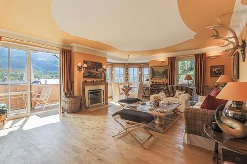 gemütliches Apartment mit Blick auf die Kitzbüheler Alpen
