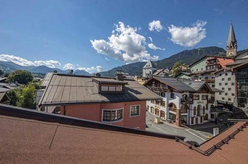 Penthouse im Zentrum von Kitzbühel