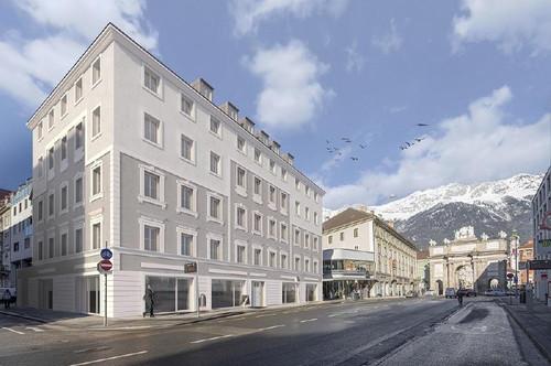 Zentrum: Provisionsfreie 3-Zi-Wohnung