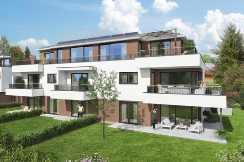 Edle 2-Zi-Terrassen-Wohnung in Traumlage Maxglan-Riedenburg! Bereits im Bau
