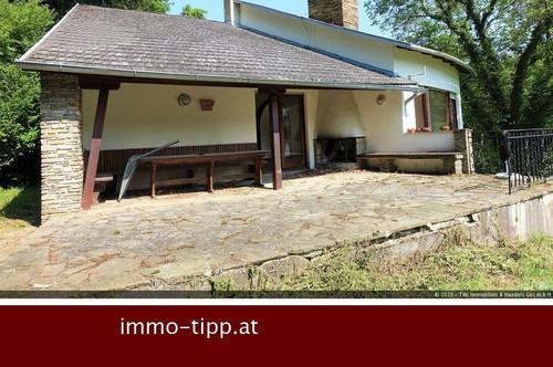 Hinterbrühl Idyllischer Landsitz mit modernisierungsbedürftiger Villa