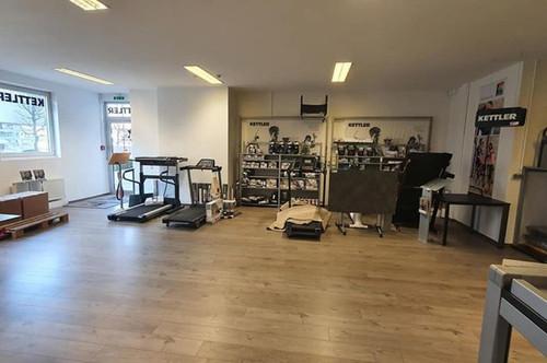 Büro - Lager - Showroom , alles in einem .... Hier ist es problemlos möglich