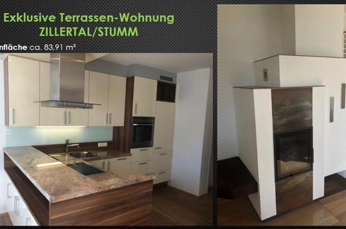 Exklusive 4-Zimmer-Terrassenwohnung/TOP 4
