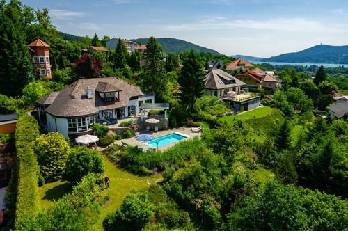 SEEBLICK VELDEN | Villa in einzigartiger Panoramalage