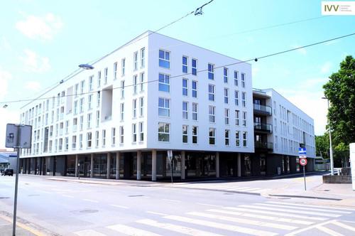 ERSTBEZUG! CITY SUITES GRAZ: provisionsfreie, geförderte Mietwohnungen SICHER UND KONTAKTLOS besichtigen: in zentraler Lage - Karlauerstraße/Köstenbaumgasse