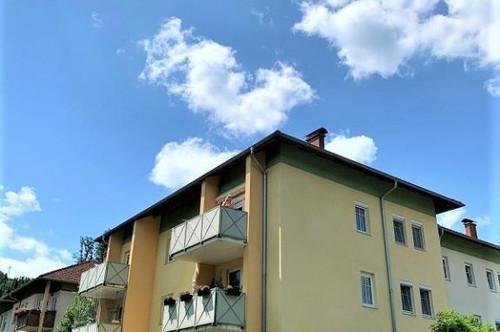 Rottenegg:  Eigentumswohnung mit ca. 77 m2 Wohnfläche  + Loggia/Balkon & PKW-Stellplatz