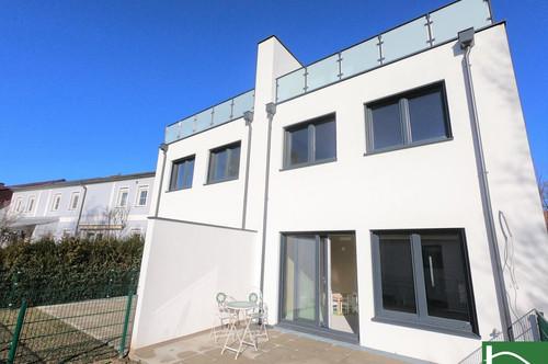 Haus in in Gerasdorf - wenig Arbeit durch Terrasse! schöner Fernblick
